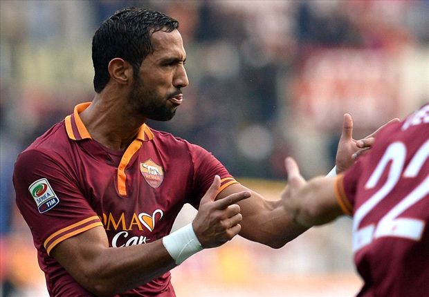 Roma 4-0 Catania: Two-goal Benatia shines in Giallorossi romp