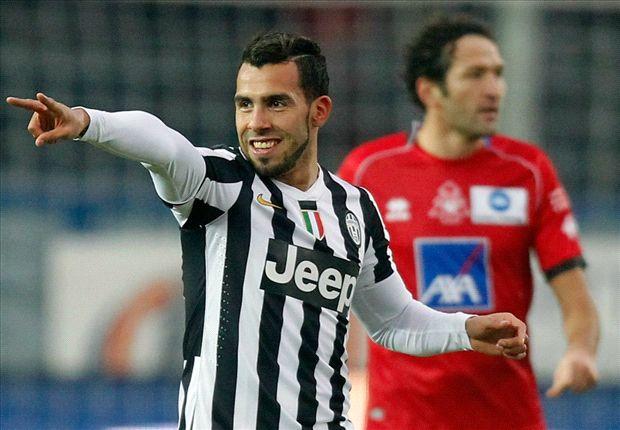 Atalanta 1-4 Juventus: Bianconeri win ninth straight Serie A match