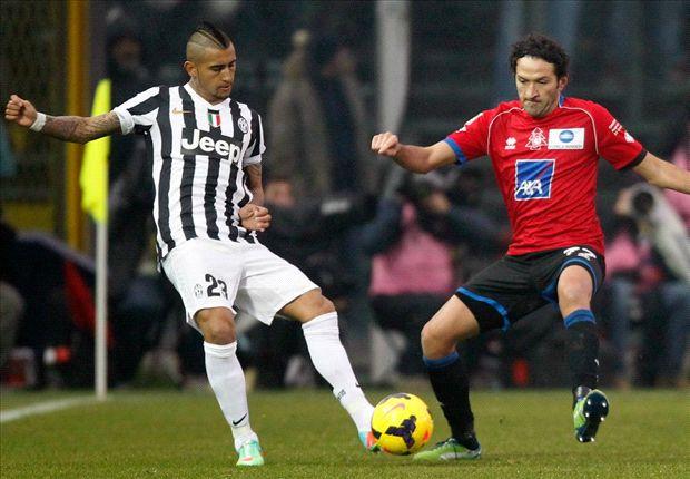 Juventus en Roma maken geen fout vlak voor kerstdagen