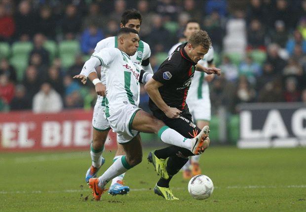 Hattrick De Leeuw levert Groningen drie punten op