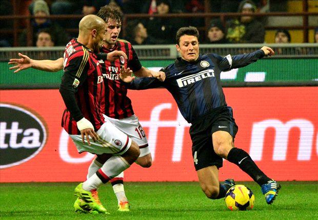 Inter 1-0 AC Milan: Palacio pinches three precious points for Nerazzurri