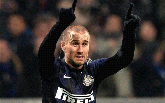 Rodrigo Palacio Inter Milan 12222013