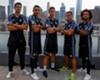 Real Madrid lança seu terceiro uniforme