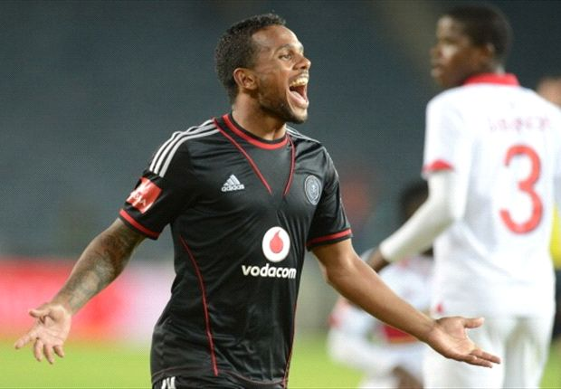 Erasmus, as promised, made ammends by scoring against Swallows