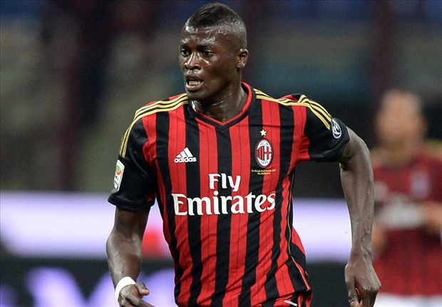 West Ham close in on AC Milan starlet Niang