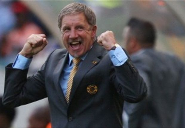 Stuart Baxter told reporters that three points against Pirates felt like seven points