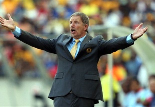 Stuart Baxter expressed his disappointment at the referee and AS Vita players