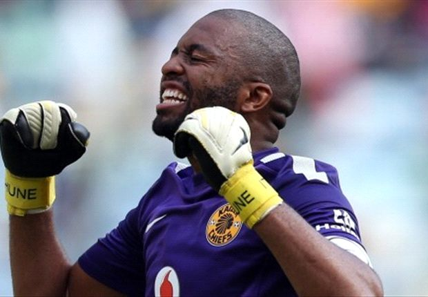 Stuttgart allow Khune to have a trial