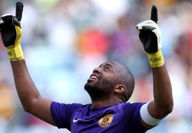 Chiefs captain Itumeleng Khune has fully recovered from ankle injury
