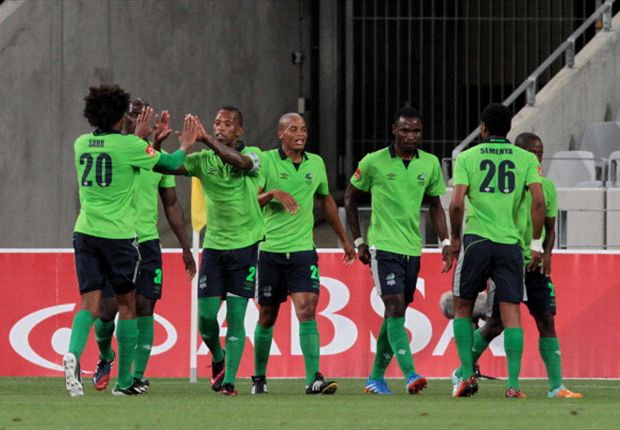 Platinum Stars 2-1 Maritzburg United: Dikwena get sweet revenge over United