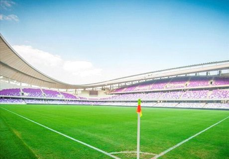 Al Jazira - Our ground is in optimal condition