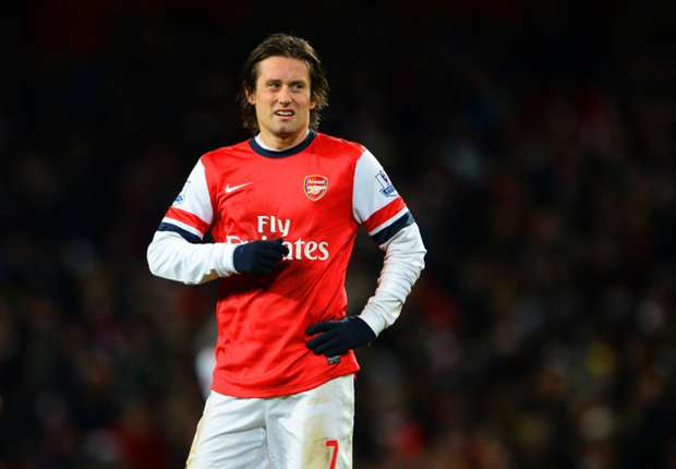 Rosicky eager to extend Arsenal stay