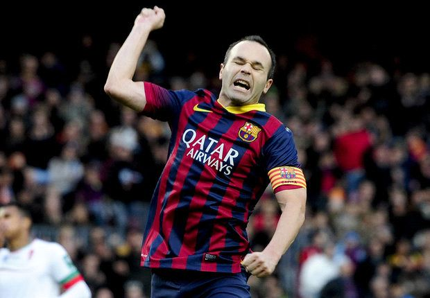 Iniesta: Barcelona have to take advantage of good form