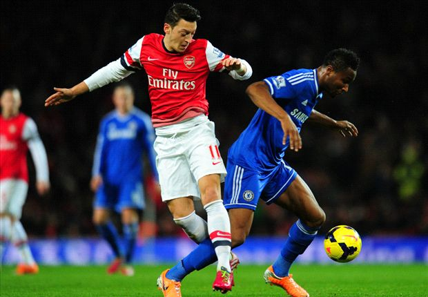 Arsenal 0-0 Chelsea: Dour draw leaves Liverpool top for Christmas