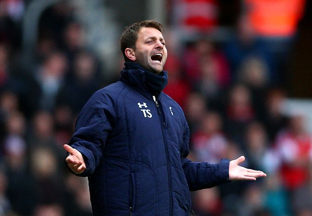 I don't have a problem with Hodgson, insists Tottenham boss Sherwood