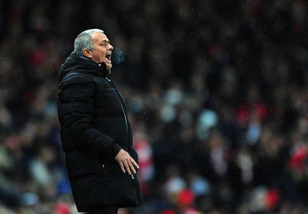 Chelsea not aggressive enough against Arsenal, admits Mourinho