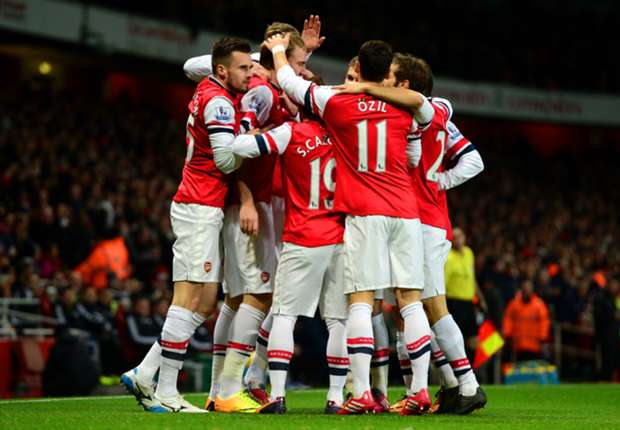 Mit einem Sieg würde sich der FC Arsenal Platz eins zurückholen