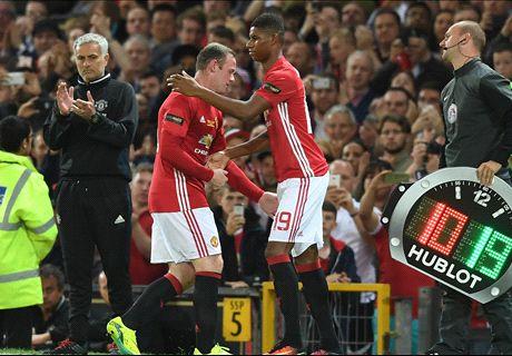 Wright: Rashford Geser Rooney