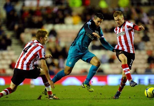 Sebastian Larsson unfazed by Sunderland's trip to Everton