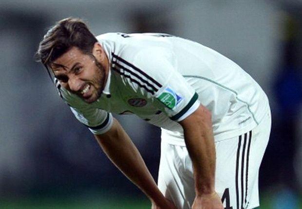 Lewandowski arrival won't force me out, insists Pizarro