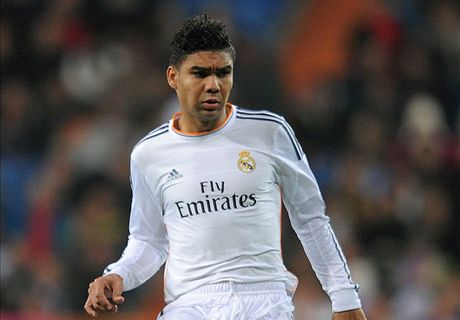Porto seals Casemiro loan