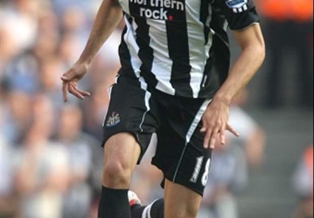 I want to stay at Newcastle United - Jonas Gutierrez