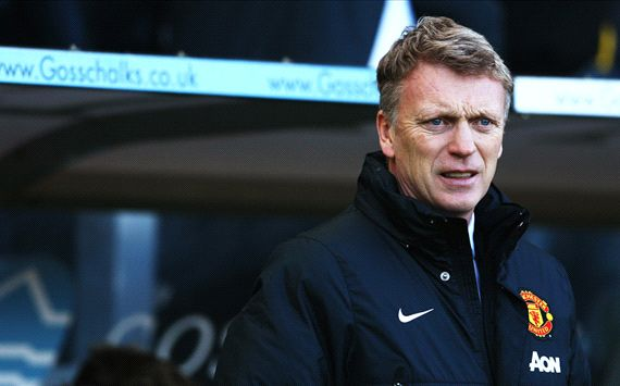 David Moyes Hull City   Manchester United  Premier League  12262013