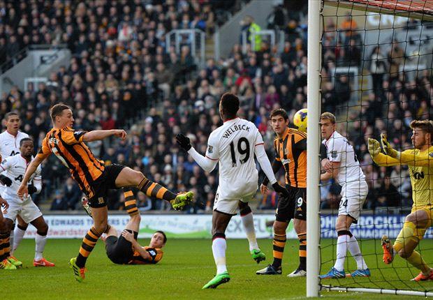 Comeback Manchester United Sukses Pecundangi Hull City