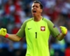 Szczesny thrilled with imminent Roma return