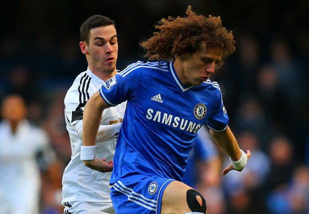 Mourinho sweating over Mikel and David Luiz fitness