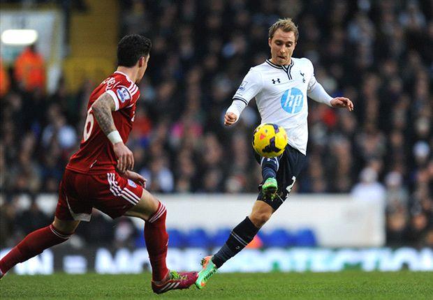 West Bromwich Albion Tahan Tottenham Hotspur Di White Hart Lane