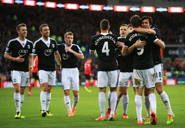 Cardiff City 0-3 Southampton: Rodriguez bags double to put Mackay on the brink