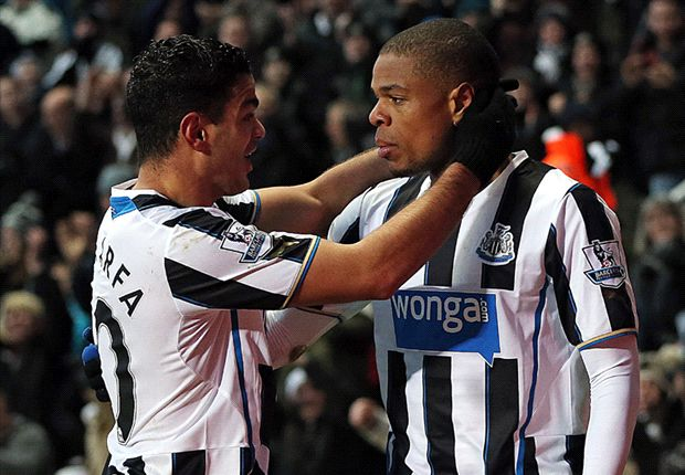 Newcastle 5-1 Stoke City: Remy punishes nine-man visitors