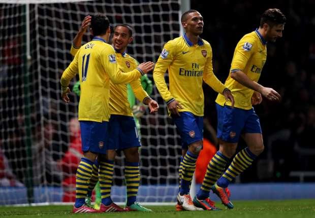 Arsenal, Manchester City y Chelsea podrían terminar líderes el año