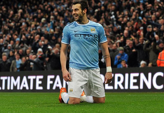 Manchester City 2-1 Liverpool: Negredo & Pellegrini profit from Mignolet howler