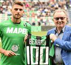 "Sassuolo: ""L'Atl. Madrid ci ha chiesto Berardi"""