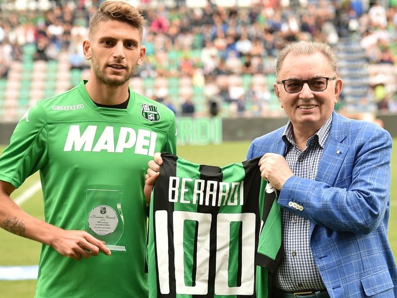 Squinzi 'show': Sassuolo dietro solo alla Juventus, a breve lo Scudetto