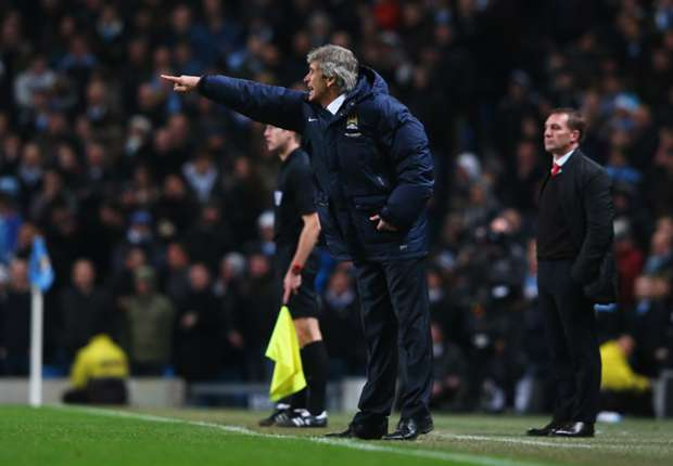 Pellegrini pleased with Manchester City character