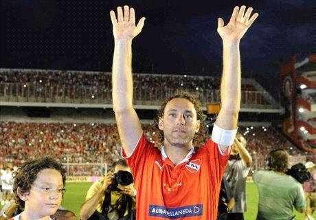 Milito se va de Independiente