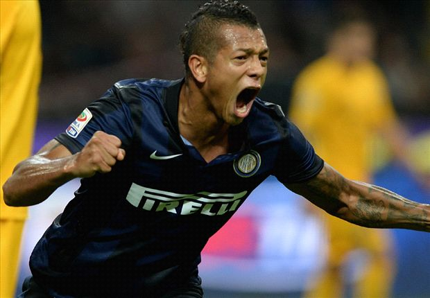 Inter 'happy to keep' Chelsea target Guarin