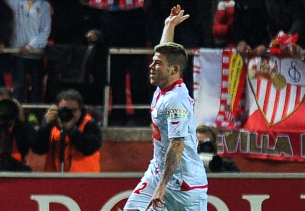 Manchester City tracking Sevilla star Moreno
