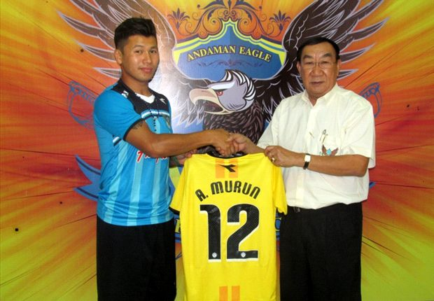 Mongolia's first professional player