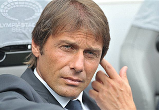 Conte hits back at Totti: Claims of refereeing bias 'a joke'