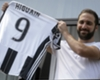 'Higuain showed courage & personality'