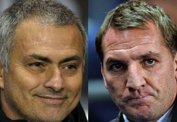 Rodgers set to challenge Mourinho