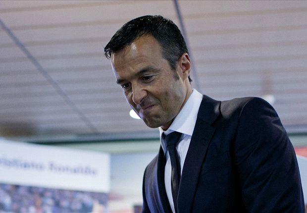 Florentino Pérez se habría reunido hoy con Jorge Mendes