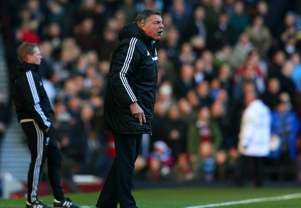 Allardyce bemoans defensive lapses in West Ham draw