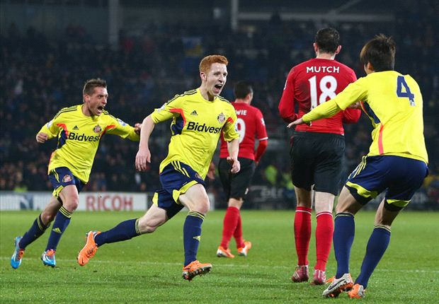 Colback: Cardiff comeback can provide festive momentum for Sunderland