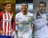 Bale, Cristiano Ronaldo y Griezmann, candidatos a Mejor Jugador de Europa