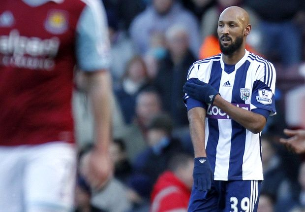West Brom suspend Anelka after FA 'quenelle' ruling